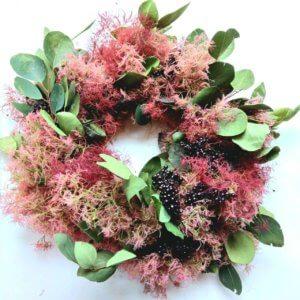 smoke wreath